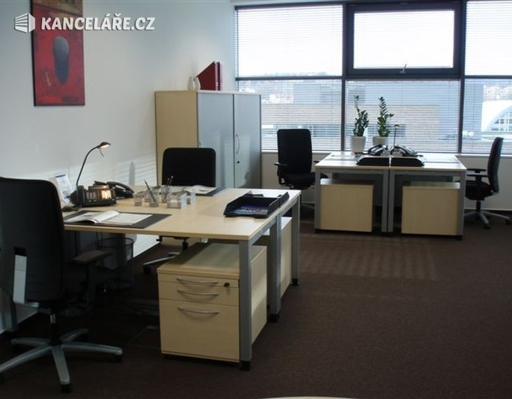 Kancelář k pronájmu - náměstí I. P. Pavlova 1789/5, Praha - Nové Město, 90 m²