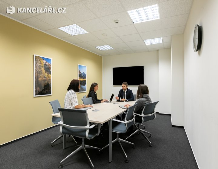 Kancelář k pronájmu - Dělnická 213/12, Praha - Holešovice, 20 m² - foto 5