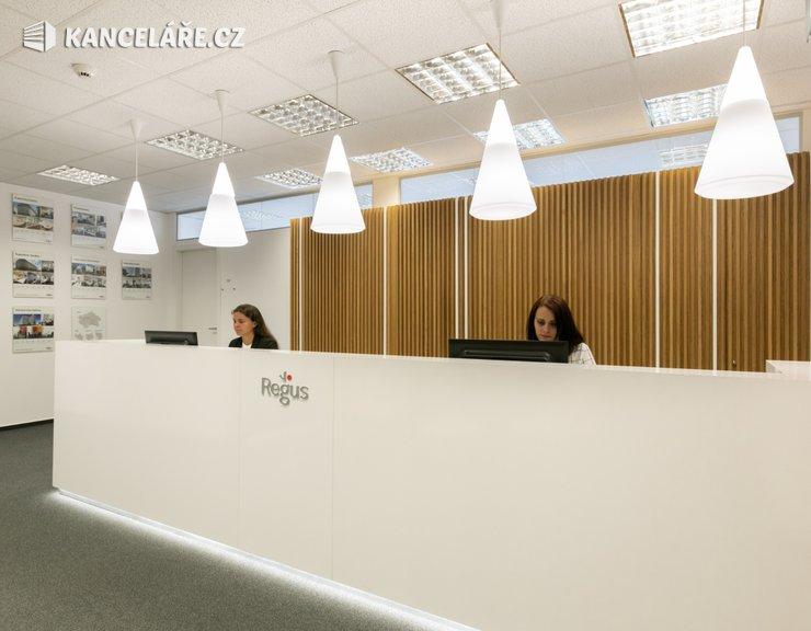 Kancelář k pronájmu - Dělnická 213/12, Praha - Holešovice, 20 m²