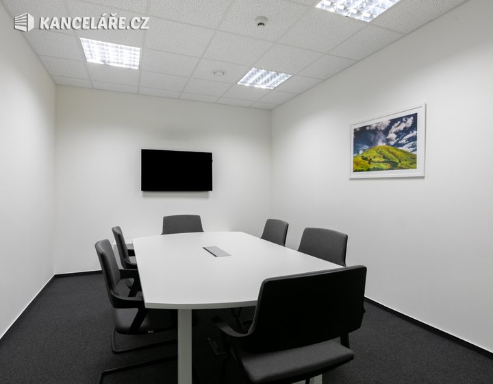Kancelář k pronájmu - Dělnická 213/12, Praha - Holešovice, 90 m² - foto 6