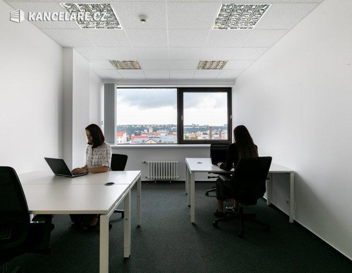 Kancelář k pronájmu - Dělnická 213/12, Praha - Holešovice, 90 m² - foto 2