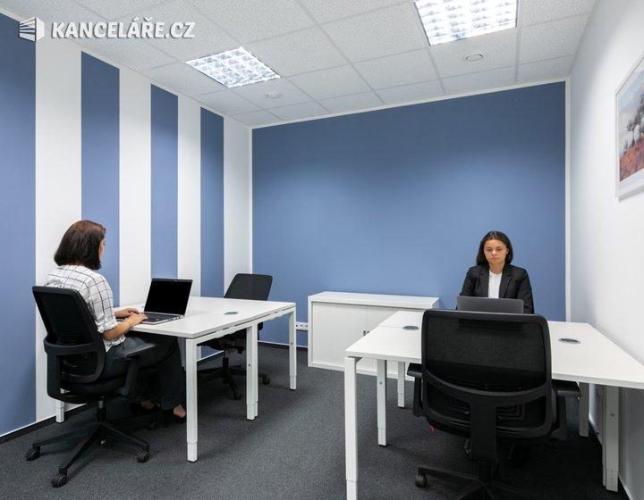 Kancelář k pronájmu - Dělnická 213/12, Praha - Holešovice, 90 m² - foto 1
