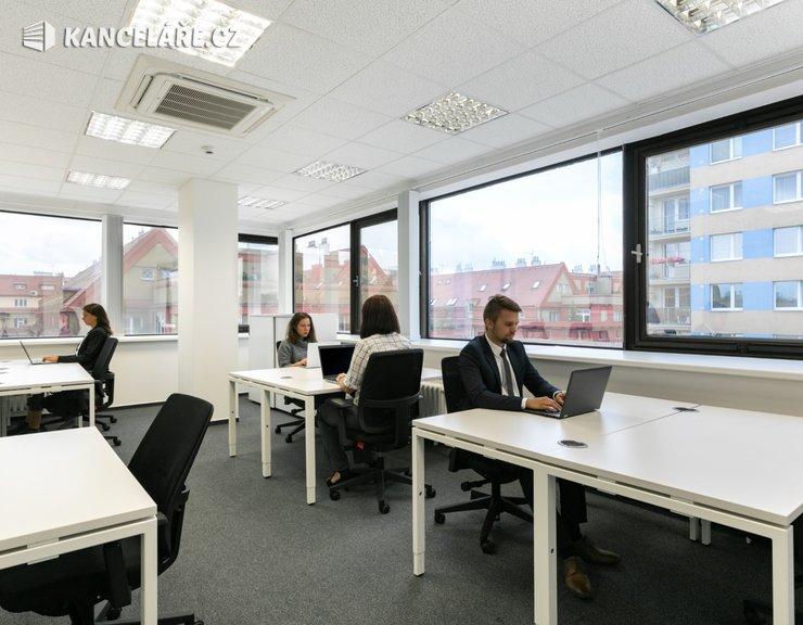 Kancelář k pronájmu - Dělnická 213/12, Praha - Holešovice, 500 m²