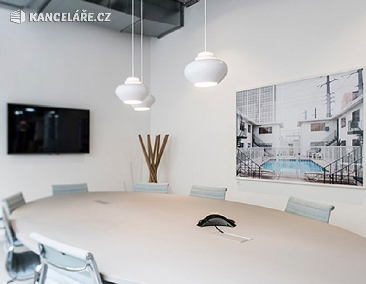 Kancelář k pronájmu - Karolinská 654/2, Praha - Karlín, 50 m² - foto 5