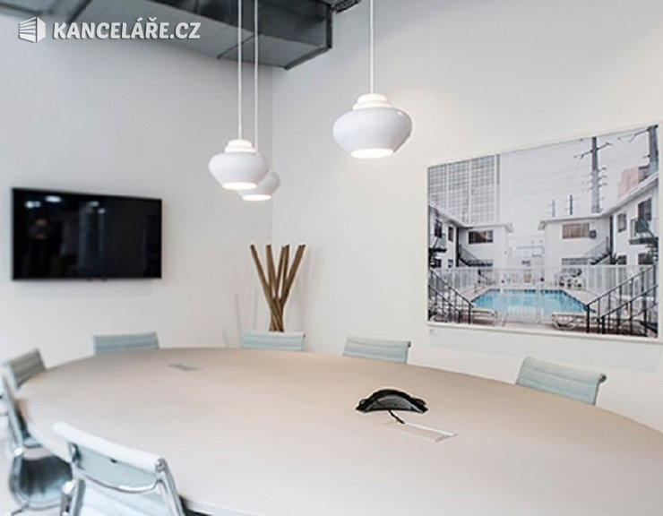 Kancelář k pronájmu - Karolinská 654/2, Praha - Karlín, 120 m²