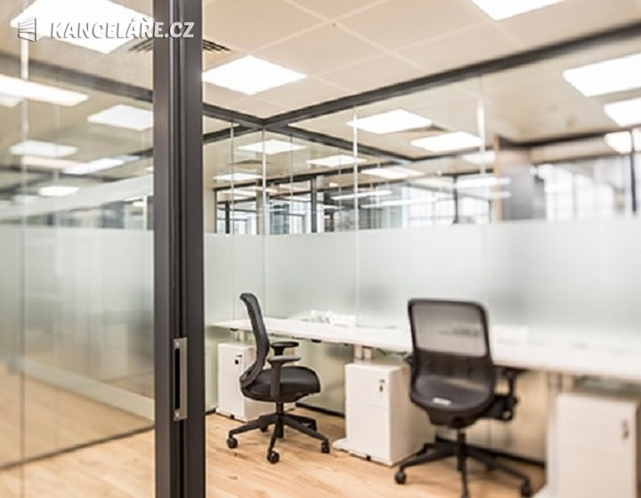 Kancelář k pronájmu - Pujmanové 1221/4, Praha - Nusle, 70 m² - foto 1