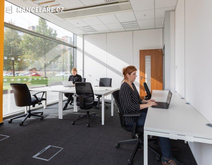 Kancelář k pronájmu - 28. října 3346/91, Ostrava - Moravská Ostrava, 120 m²