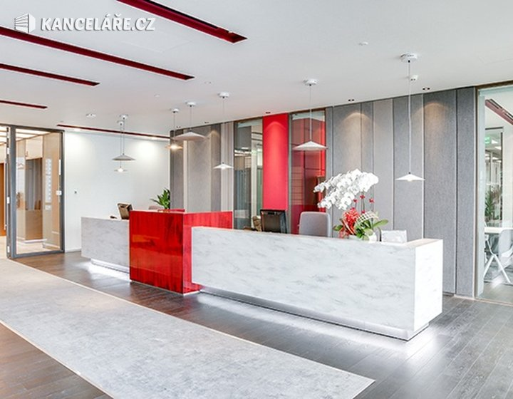 Kancelář k pronájmu - Karolinská 654/2, Praha - Karlín, 100 m² - foto 3