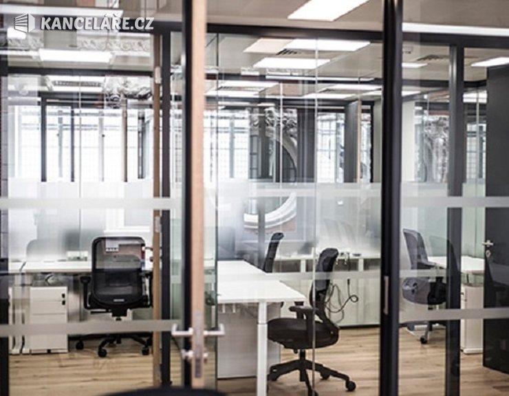 Kancelář k pronájmu - Karolinská 654/2, Praha - Karlín, 100 m²