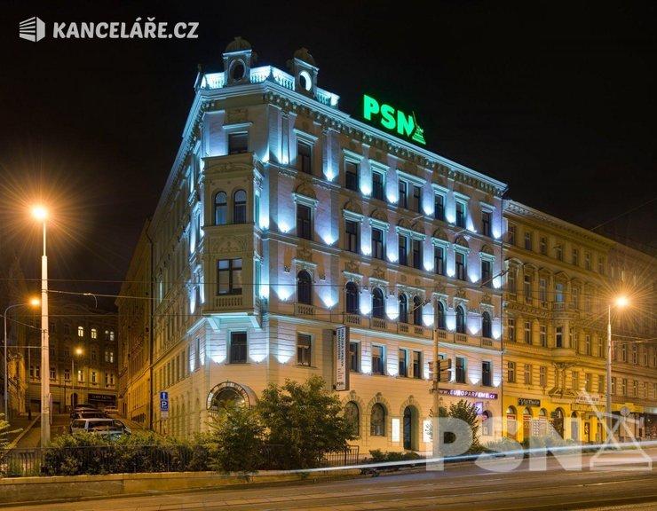Kancelář k pronájmu - Seifertova 22/18, Praha, 80 m²