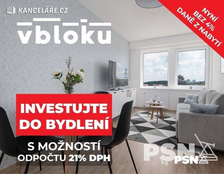 Byt na prodej - 1+kk, Peroutkova 531/81, Praha, 24 m² - foto 4