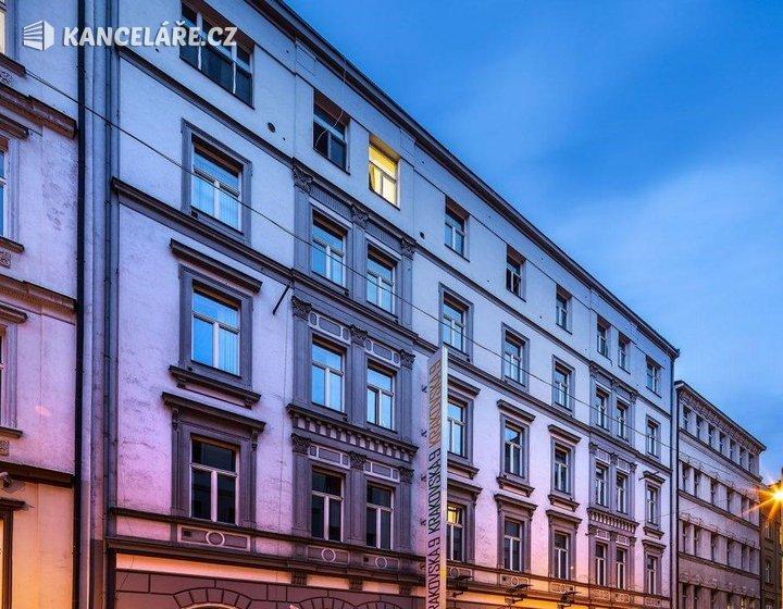 Kancelář k pronájmu - Krakovská 583/9, Praha, 14 m² - foto 2