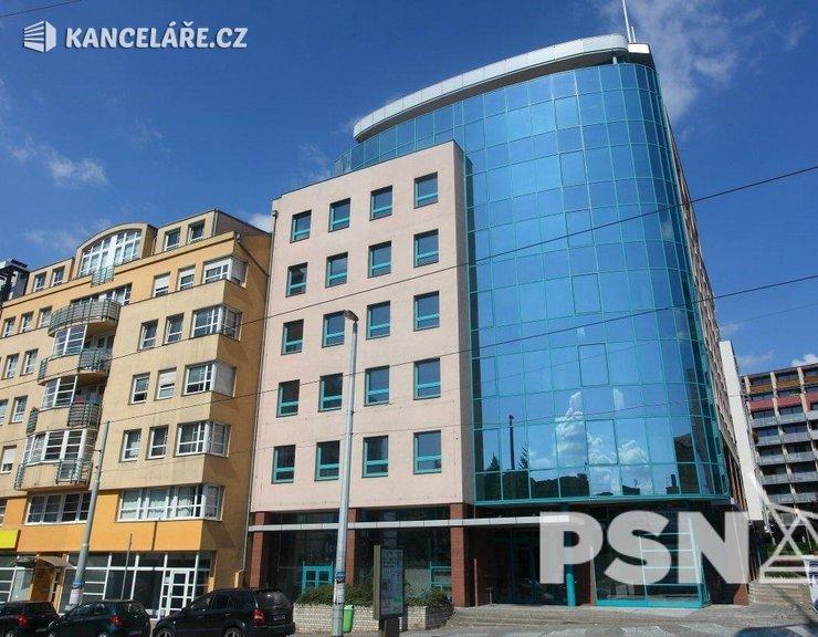 Kancelář k pronájmu - Sokolovská 352/215, Praha, 34 m²