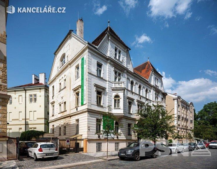 Byt k pronájmu - 2+kk, Muchova 241/4, Praha, 43 m²