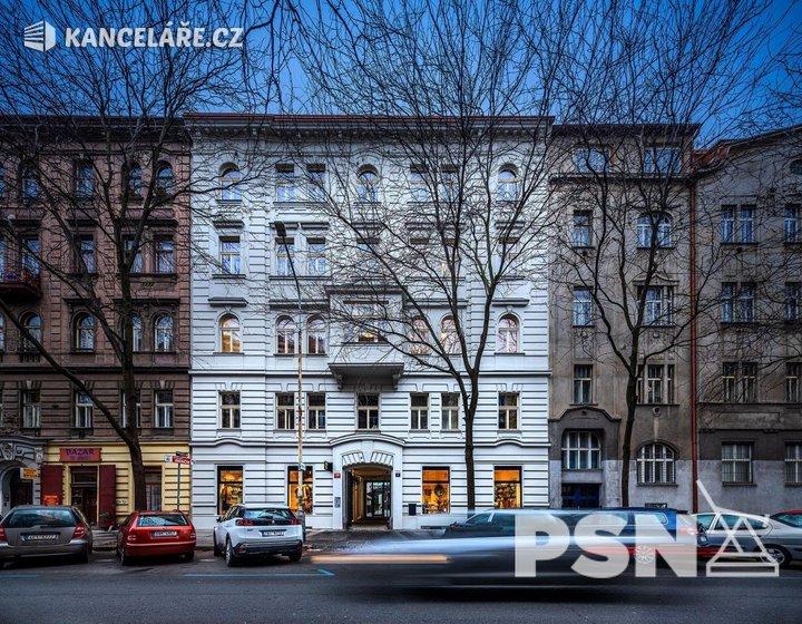 Byt k pronájmu - 2+kk, Šaldova 388/5, Praha, 84 m² - foto 6
