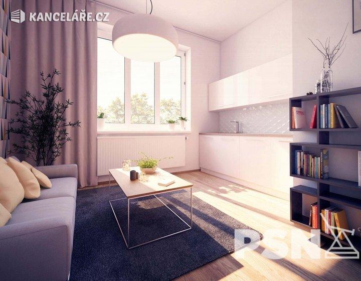 Byt na prodej - 1+kk, náměstí Dr. Václava Holého 1057/16, Praha, 31 m² - foto 4
