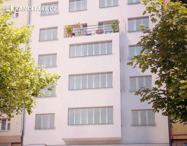 Byt na prodej - 1+kk, Zenklova 1/35, Praha, 27 m²