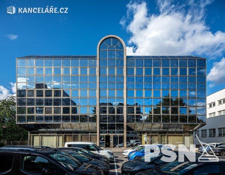 Kancelář k pronájmu - Ohradní 1394/61, Praha, 120 m²
