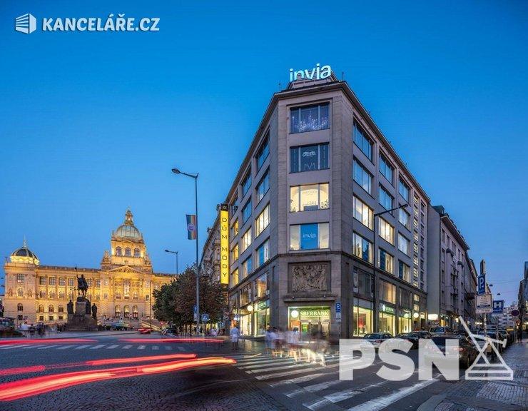 Kancelář k pronájmu - Václavské náměstí 804/58, Praha, 15 m²