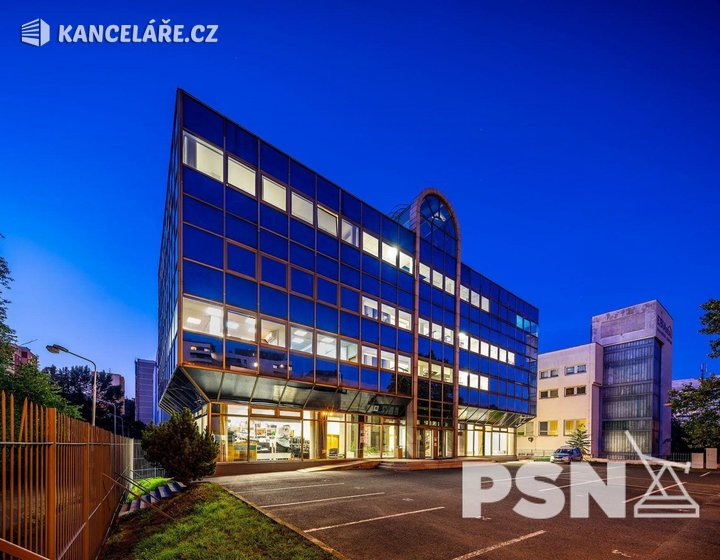Kancelář k pronájmu - Ohradní 1394/61, Praha, 135 m² - foto 5