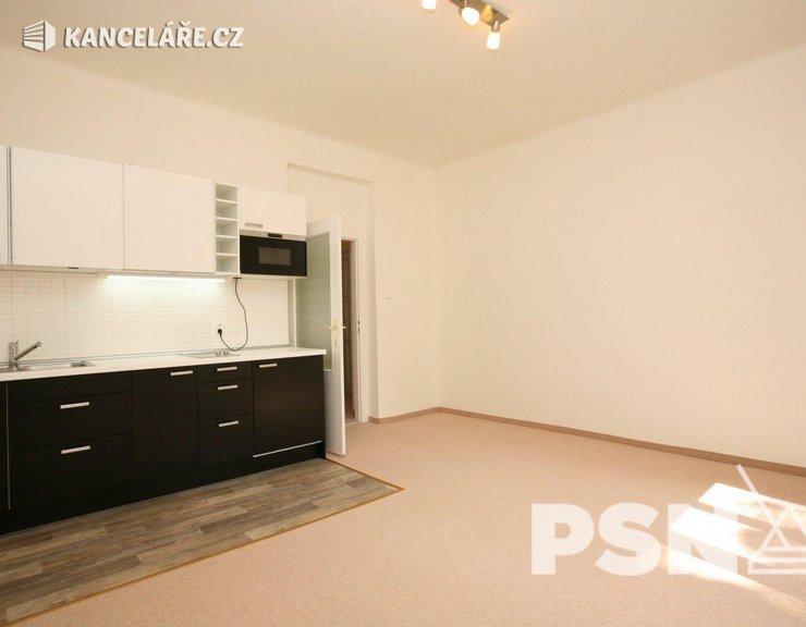 Byt k pronájmu - 1+1, Služská 582/27, Praha, 33 m²