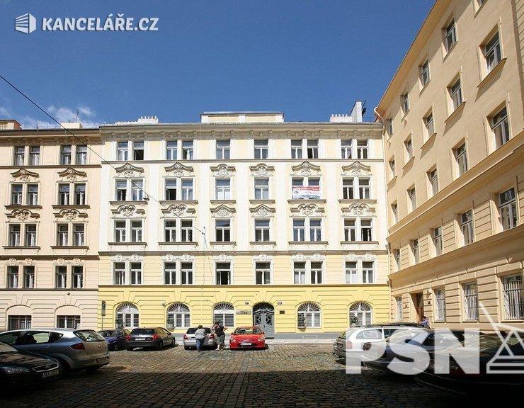 Kancelář k pronájmu - Malá Štěpánská 1929/9, Praha, 110 m²