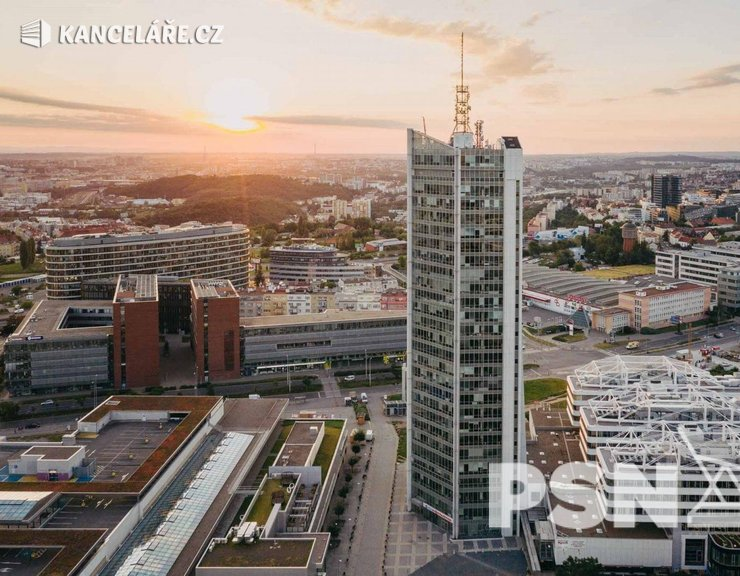 Kancelář k pronájmu - Na strži 1702/65, Praha, 956 m²