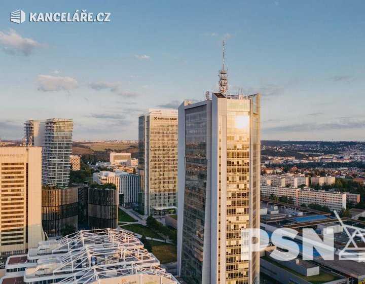 Kancelář k pronájmu - Na strži 1702/65, Praha, 50 m² - foto 4
