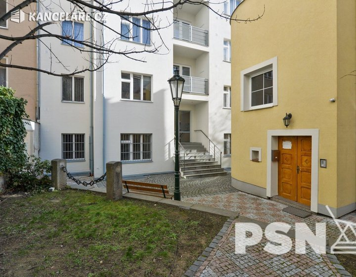 Byt k pronájmu - 2+kk, Hollarovo náměstí 1998/11, Praha, 45 m² - foto 5