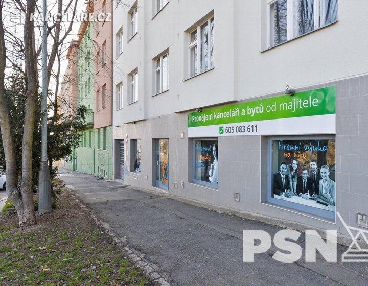 Byt k pronájmu - 2+kk, Hollarovo náměstí 1998/11, Praha, 45 m² - foto 3