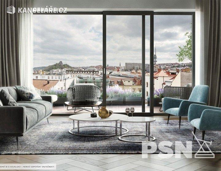 Byt na prodej - 2+kk, Dlážděná 1586/4, Praha, 44 m² - foto 10
