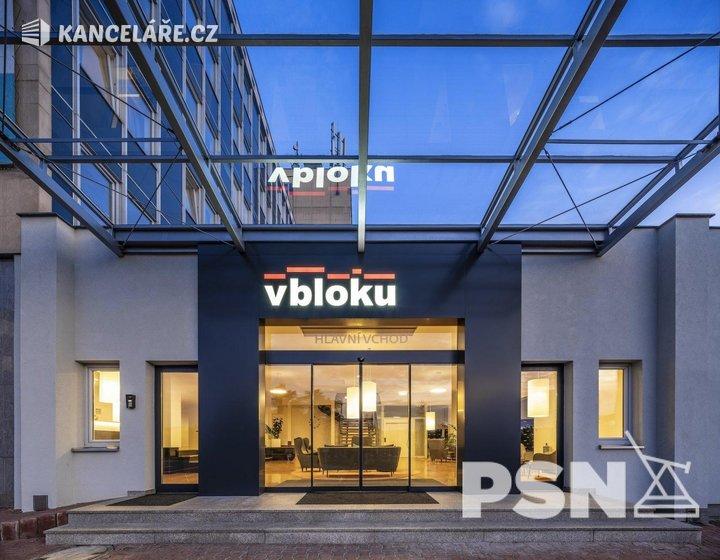 Byt k pronájmu - 1+kk, Peroutkova 531/81, Praha, 26 m² - foto 4