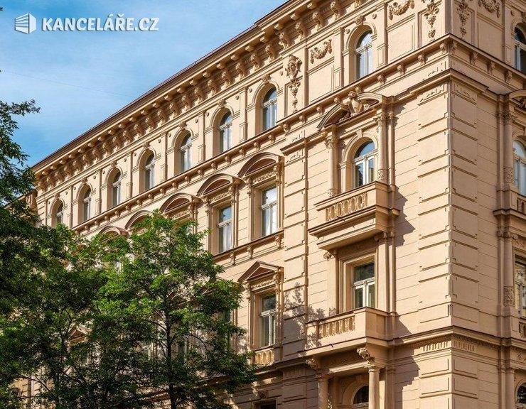 Kancelář k pronájmu - Blanická 922/25, Praha, 40 m²