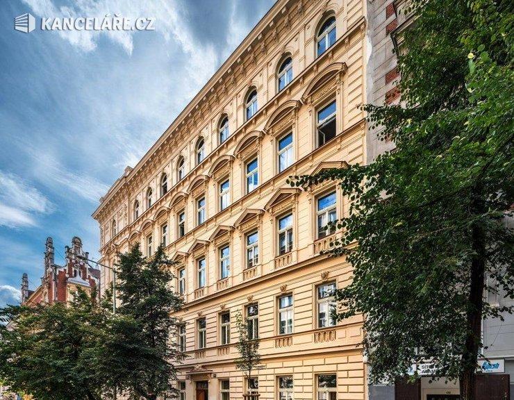 Kancelář k pronájmu - Blanická 922/25, Praha, 20 m²