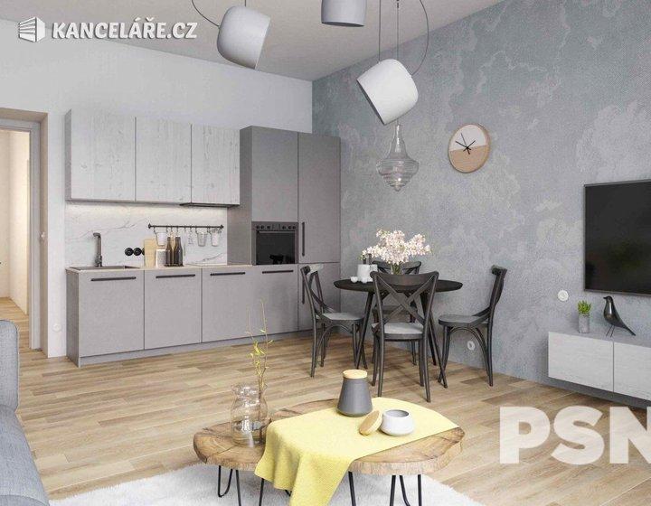 Byt na prodej - 1+kk, Konšelská 1403/2, Praha, 61 m² - foto 4