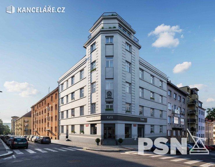 Byt na prodej - 1+kk, Konšelská 1403/2, Praha, 61 m²
