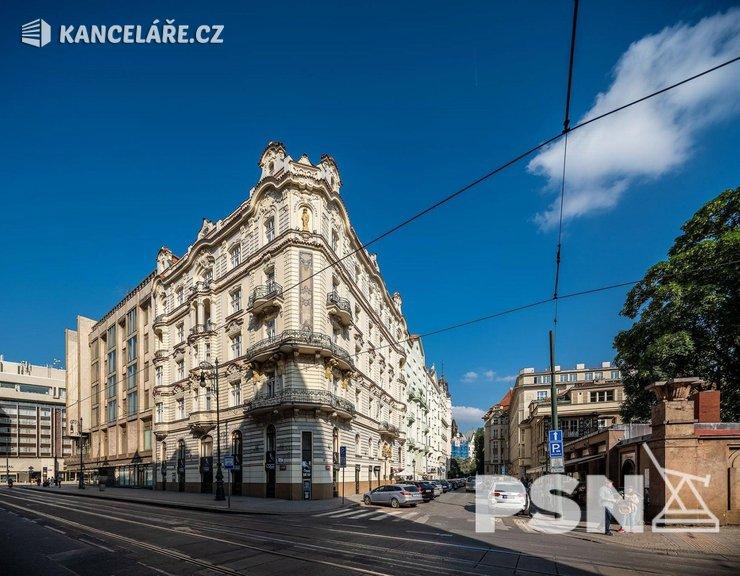 Byt k pronájmu - 2+1, Břehová 208/8, Praha, 72 m²
