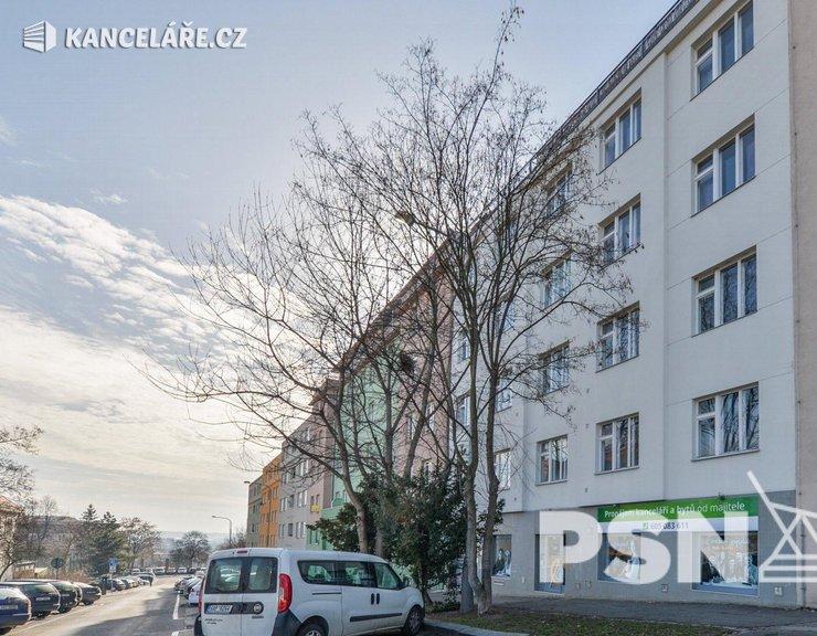 Byt k pronájmu - 1+1, Hollarovo náměstí 1998/11, Praha, 41 m²