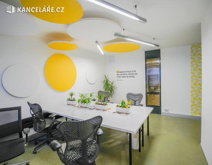 Kancelář k pronájmu - Na Václavce 1789/22, Praha - Smíchov, 159 m²