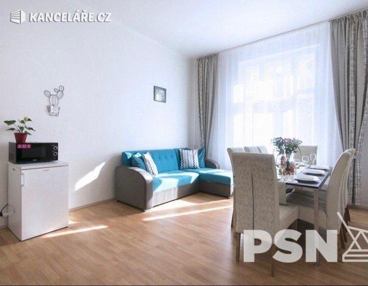 Byt k pronájmu - 3+1, Křižíkova 464/117, Praha, 100 m² - foto 3