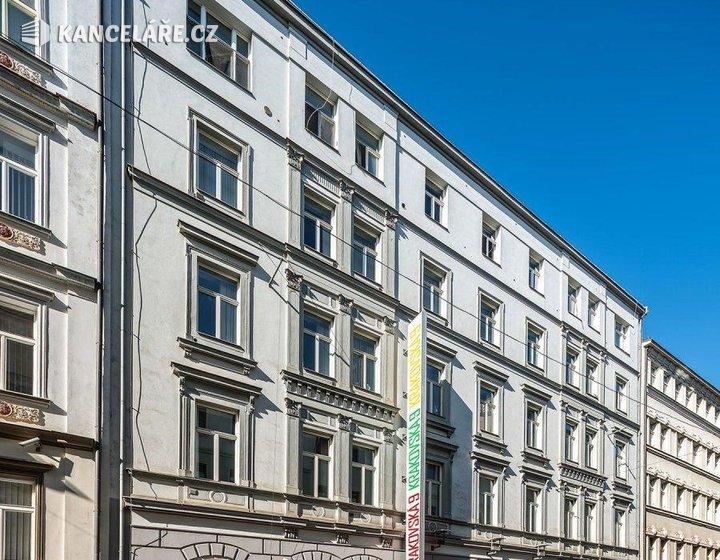 Kancelář k pronájmu - Krakovská 583/9, Praha, 1 500 m² - foto 1