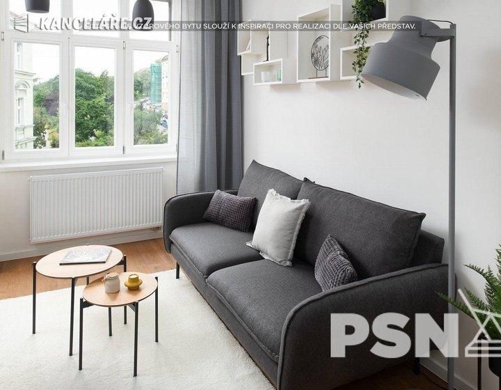 Byt na prodej - 2+kk, Konšelská 1403/2, Praha, 57 m² - foto 7