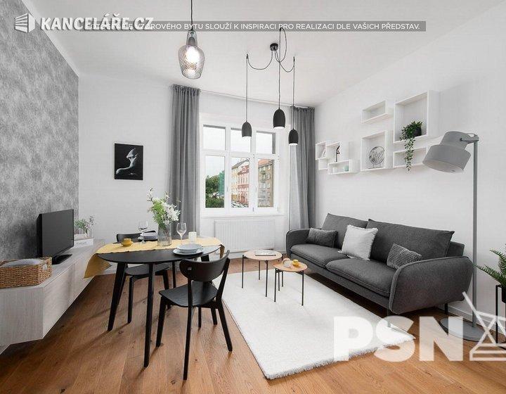 Byt na prodej - 2+kk, Konšelská 1403/2, Praha, 57 m² - foto 4