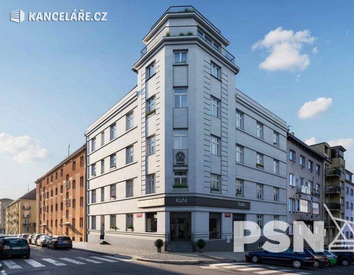 Byt na prodej - 2+kk, Konšelská 1403/2, Praha, 57 m² - foto 2