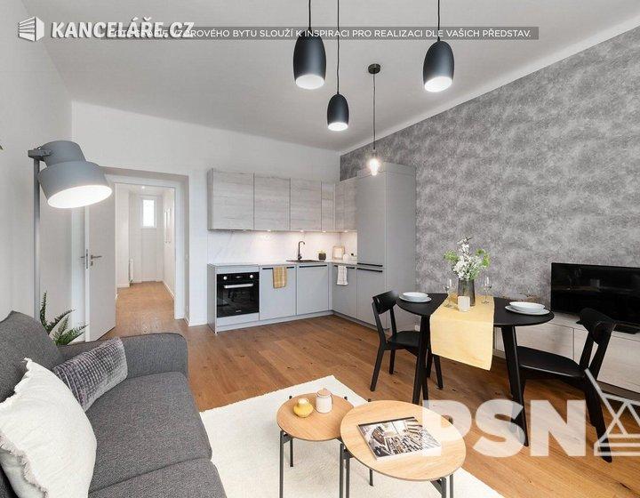 Byt na prodej - 2+kk, Konšelská 1403/2, Praha, 57 m² - foto 5