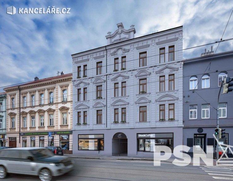 Byt na prodej - 2+1, Sokolovská 541/198, Praha, 64 m²