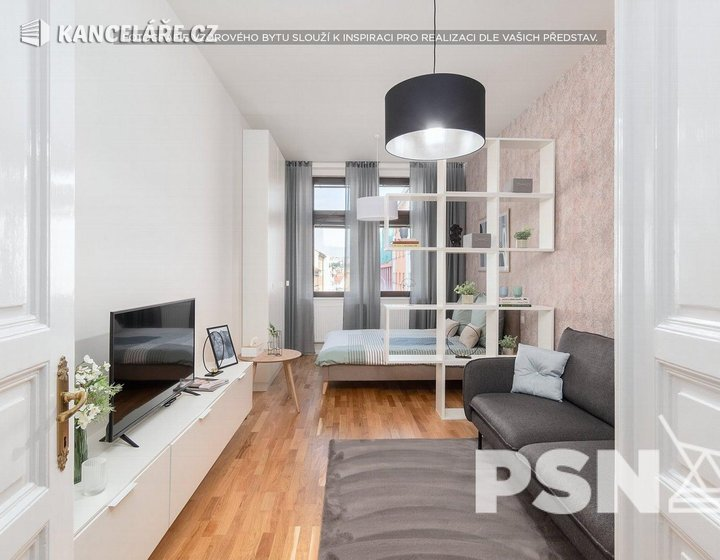 Byt na prodej - 4+kk, Sokolovská 541/198, Praha, 149 m² - foto 3