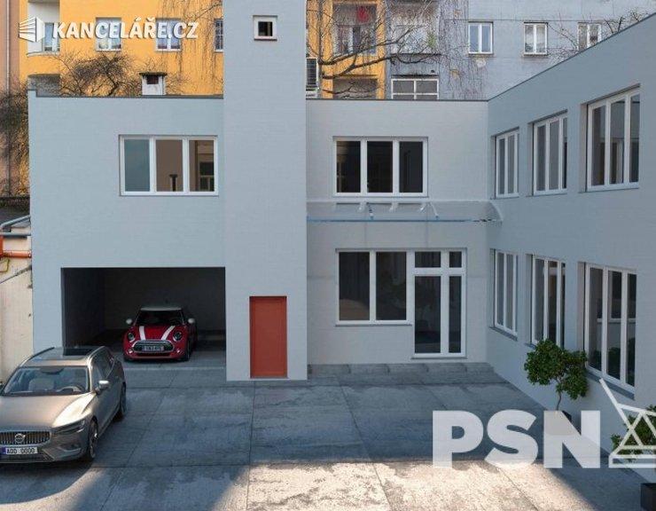 Kancelář na prodej - Sokolovská 541/198, Praha, 293 m²