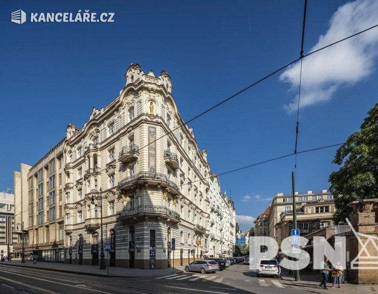 Kancelář k pronájmu - Břehová 208/8, Praha, 73 m²