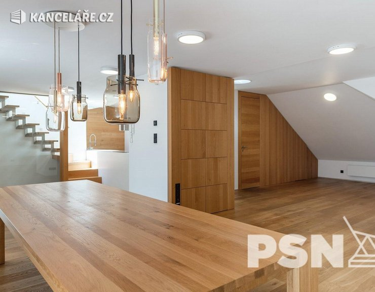 Byt k pronájmu - 5+kk, Pařížská 205/23, Praha, 198 m²